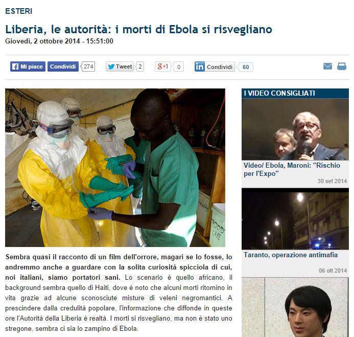 Veleni negromantici in azione in redazione ad Affari Italiani