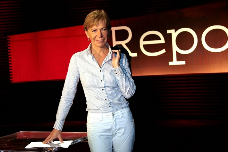 Milena Gabanelli rifiuta la proposta della RAI: