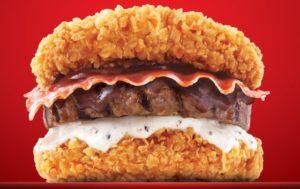 hamburger grasso cop