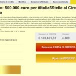 italia5stelle circo massimo