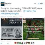 muslim apologies gravità