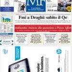 prima pagina mf 8 ottobre