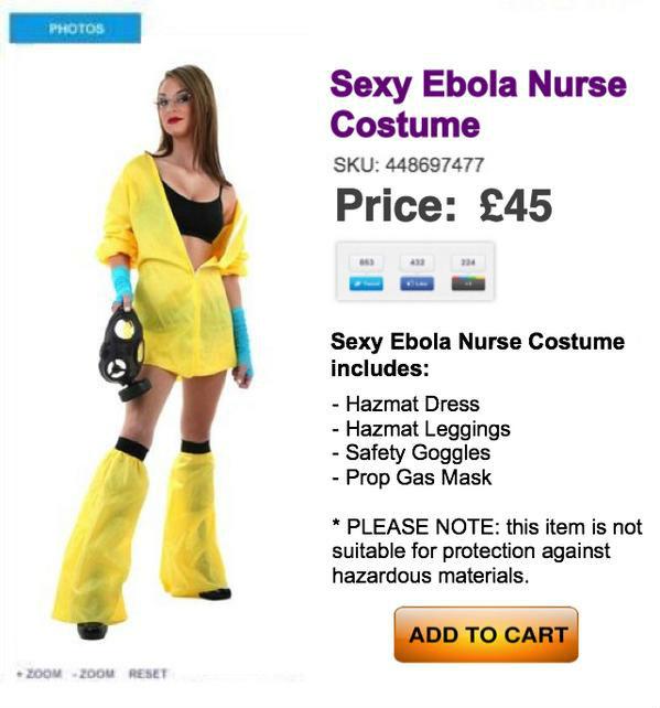Il costumino da sexy infermiera è un must
