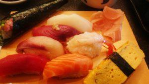 sushi intossicati romics