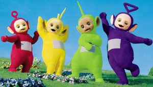 tinky winky gay teletubbies