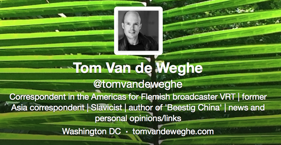 @tomvandeweghe