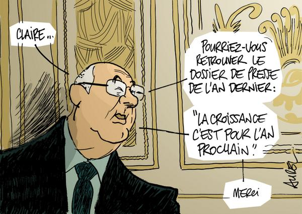 Vignetta di Aurel su Le Monde