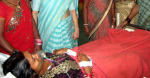 INDIA-CHHATTISGARH-STERILIZATION SURGERY