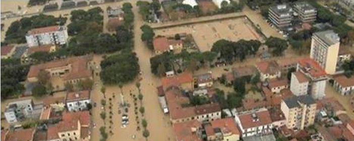 alluvione toscana enrico rossi