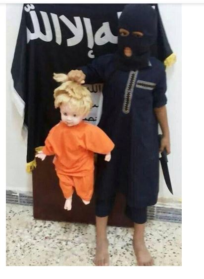 addestramento ISIS