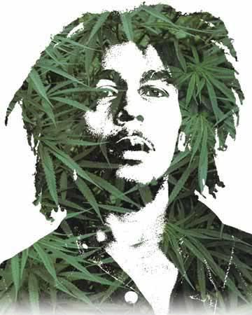 bob marley marijuana 2