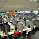 call center lavoratori