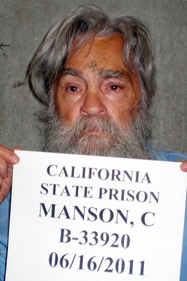 charles manson prigione