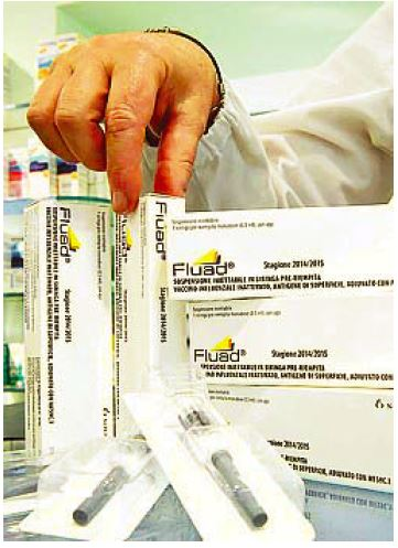 fluad vaccino influenza novartis