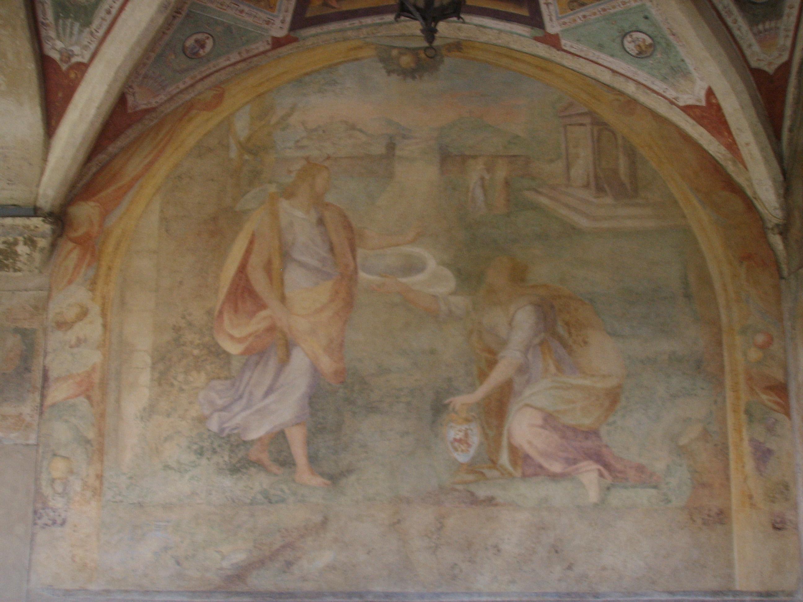 Gesù appare alla Maddalena