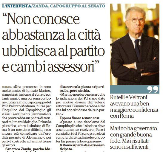 Repubblica, 17 novembre 2014