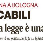 matteo salvini campo rom bologna 9
