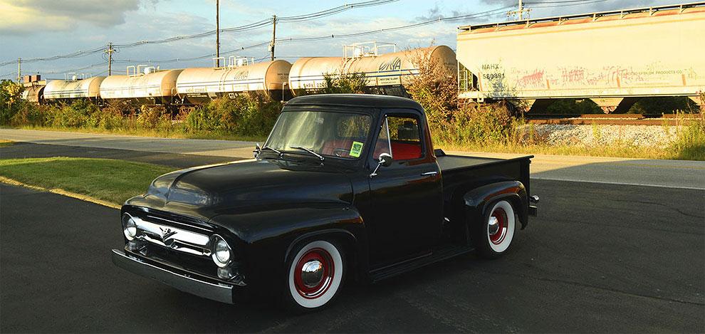 quando ti rubano auto ford f100 1955 1