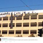 sciopero sociale - Roma (fotne Twitter.com)