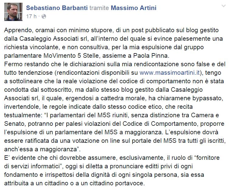 sebastiano barbanti