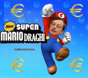 super mario draghi