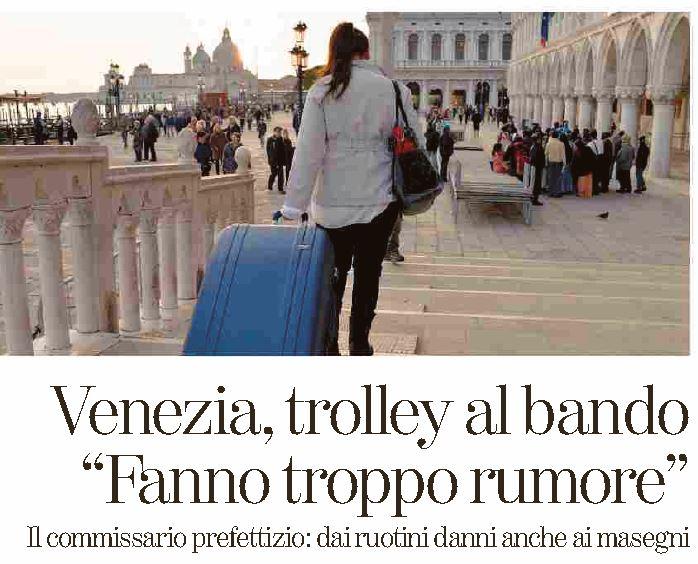 venezia trolley