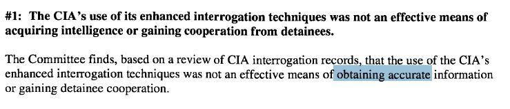 CIA senato USA - 2