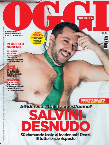 Salvini internet - 2