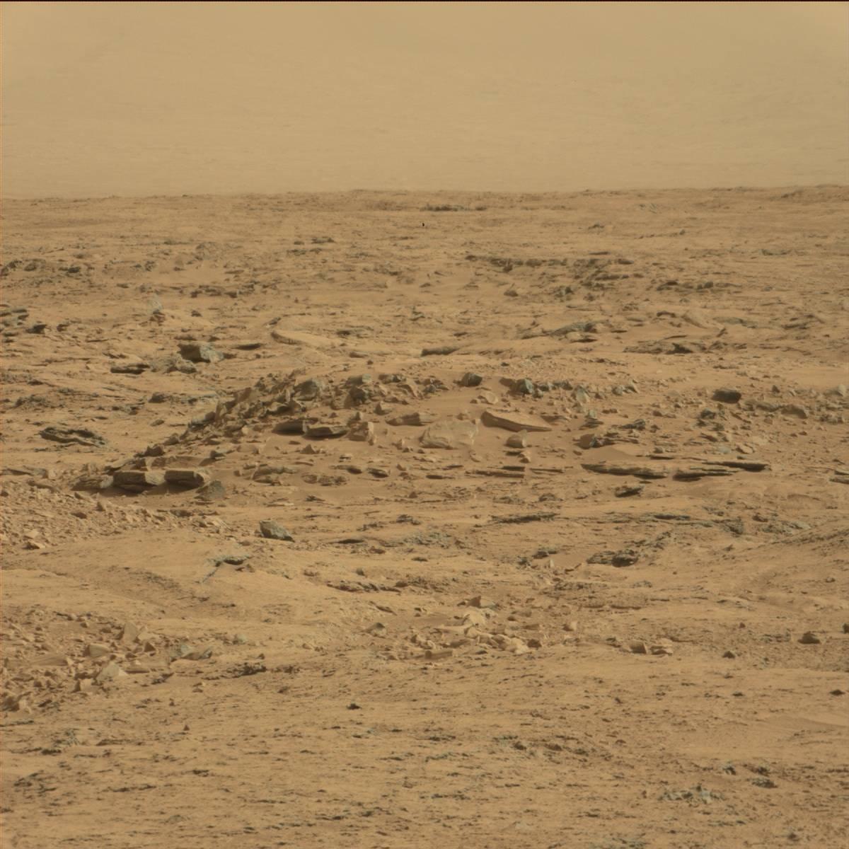 L'immagine originale all'interno della quale la NASA ha tentato di nascondere le prove dell'esistenza degli alieni (Fonte: http://mars.jpl.nasa.gov/)