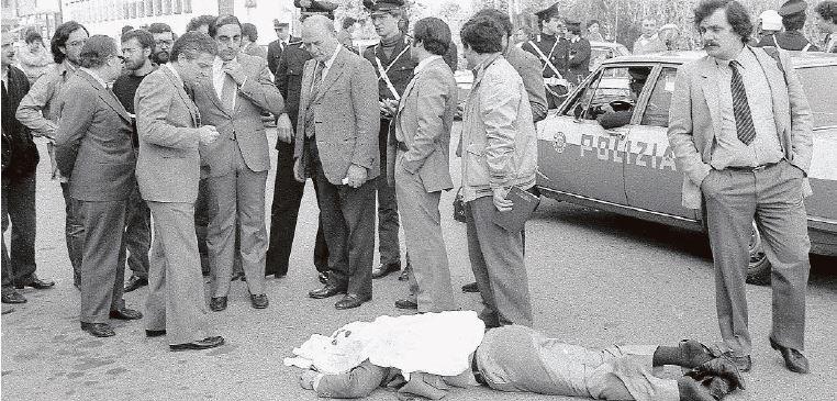 La morte di Danilo Abbruciati