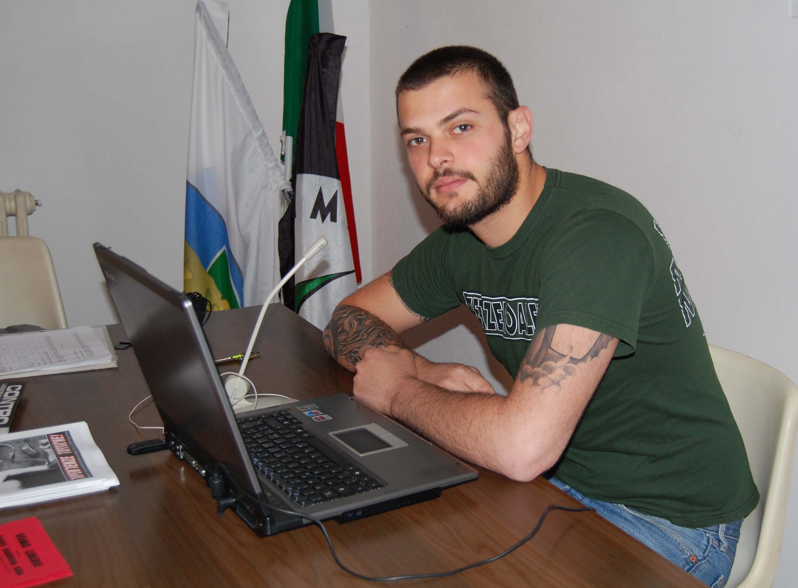 Giovanni Battista Cerniti, ferito nell'agguato a Silvio Fanella