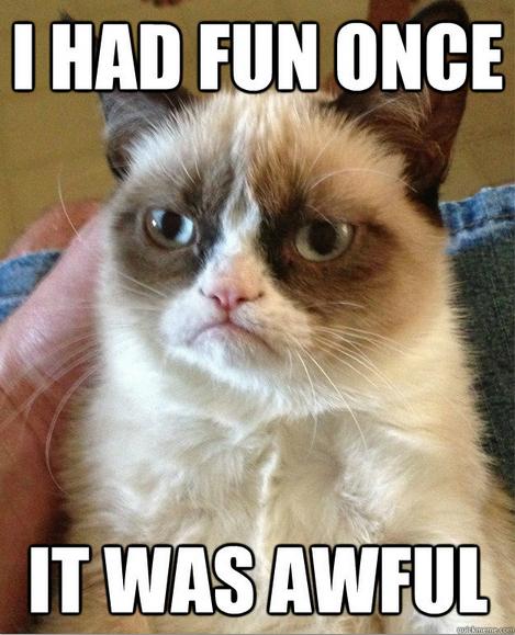 grumpy cat - 3