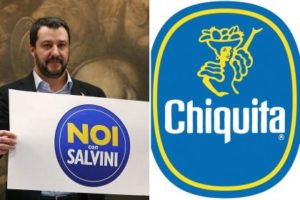 Matteo Salvini: Noi con Chiquita