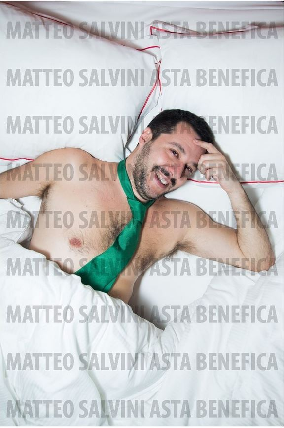 matteo salvini nudo oggi 1