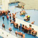 traghetto norman atlantic (foto da Repubblica, 29 dicembre 2014)