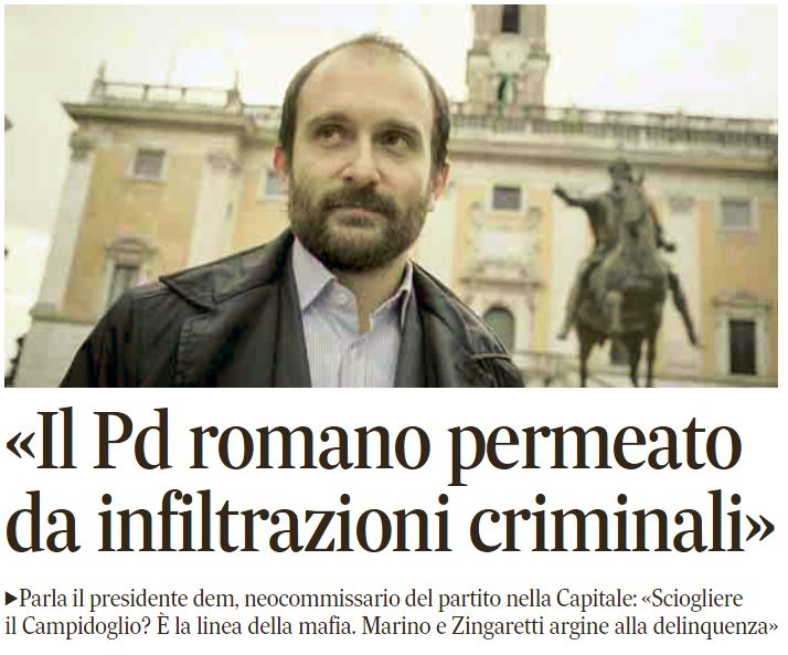 matteo orfini pd roma