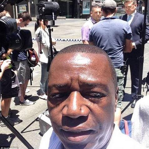selfie lindt sydney 2