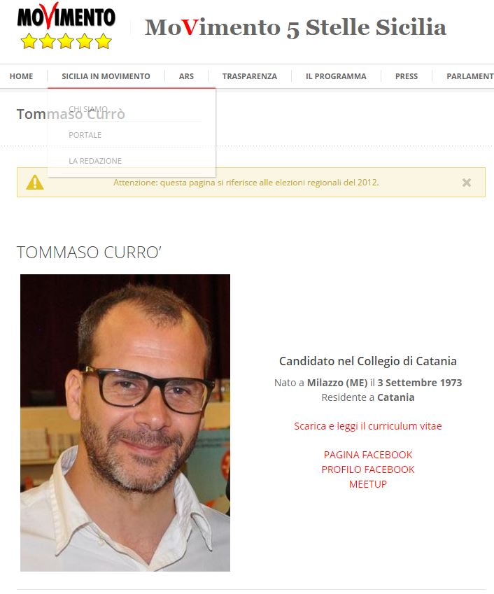 tommaso currò movimento 5 stelle 1