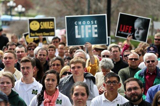 Colorado contro l'aborto