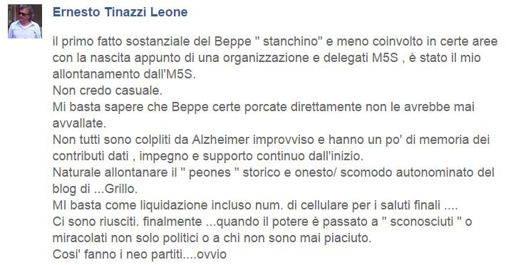 beppe grillo tinazzi