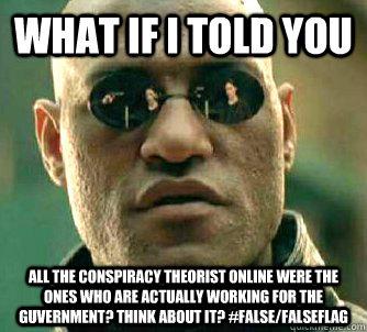 complottisti chi sono  - 2