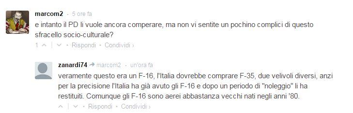 f16 complotto 3