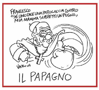 il papagno del papa
