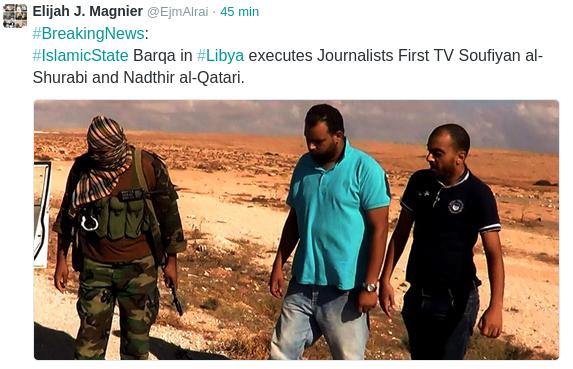 isis giornalisti libia 2