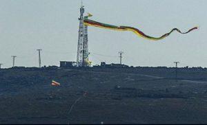 kobane liberata bandiera