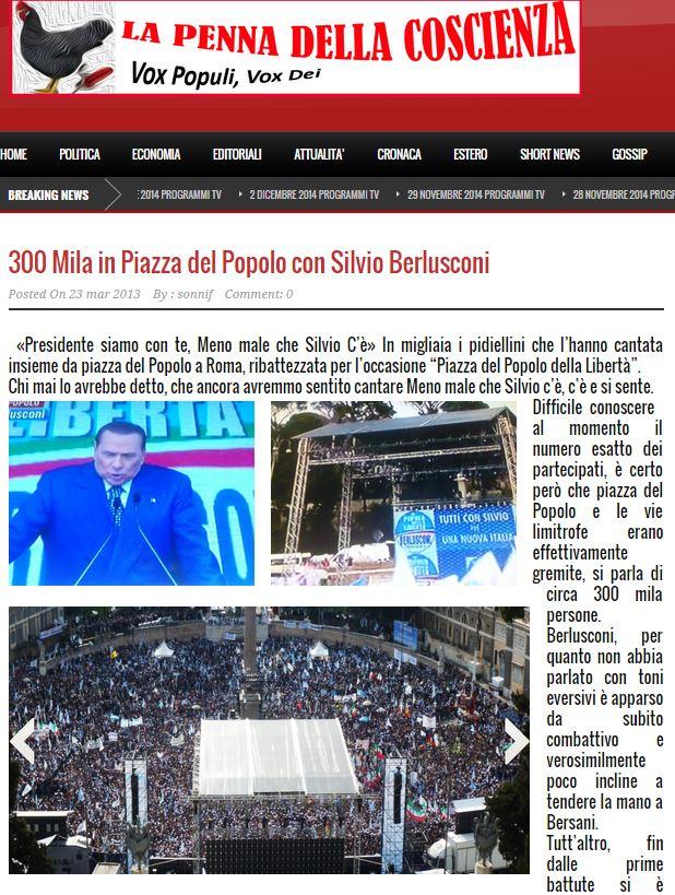 m5s roma foto sbagliata 1