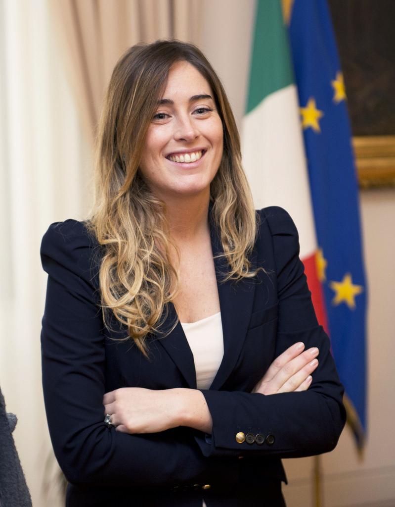 Maria Elena Boschi (foto da: flickr)