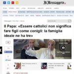 papa figli conigli - 1