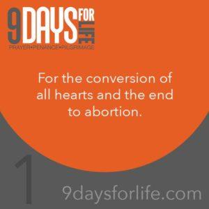 preghiamo contro l'aborto