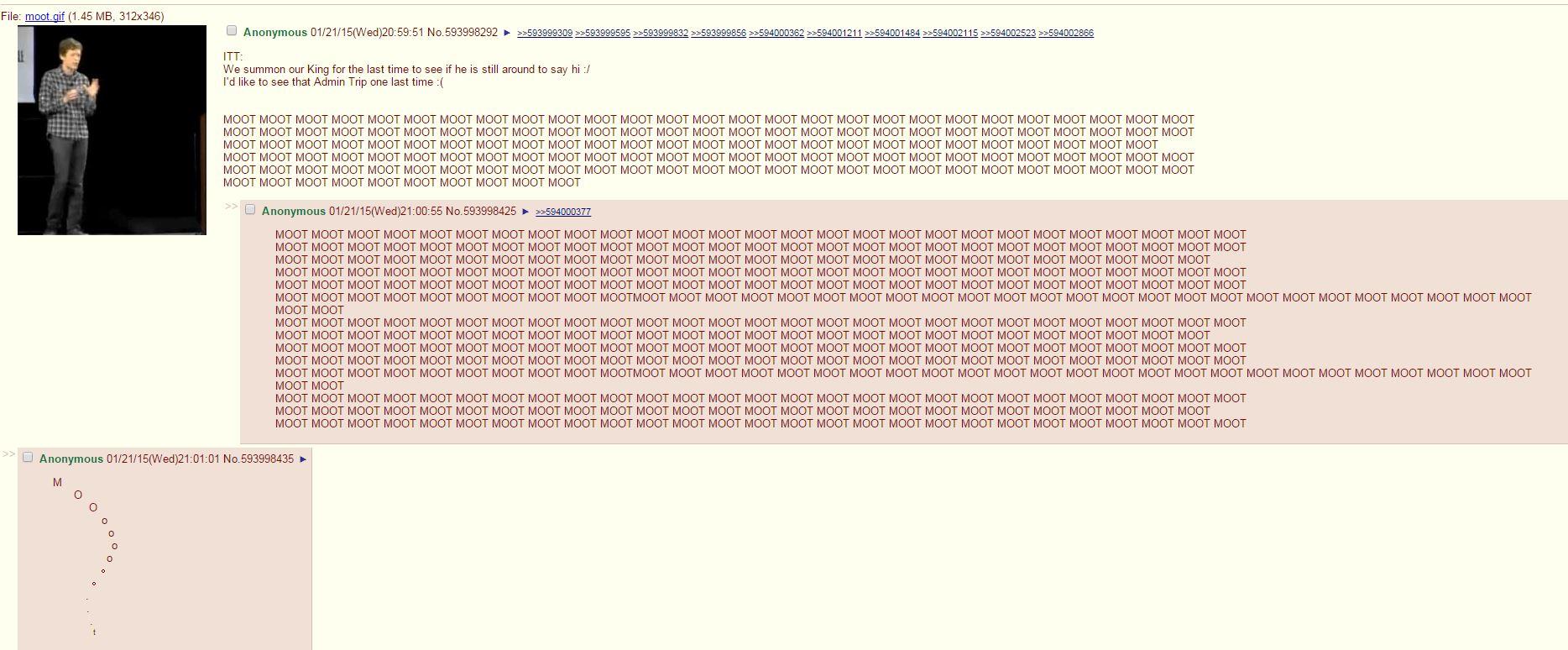 moot 4chan addio